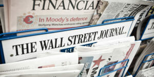 Financial Fitness Group in the Wall Street Journal